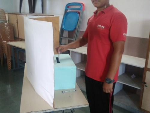 Students Council Election