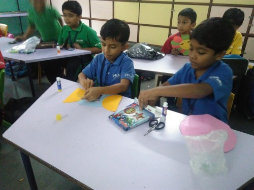 Mask Making and Decoration Competition