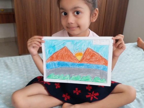 Drawing Competition- Pri-Primary